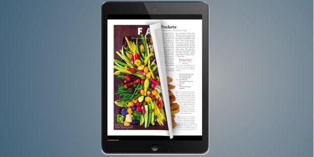 so bekommen sie mit readly eine zeitschriften flatrate aufs tablet pc welt. Black Bedroom Furniture Sets. Home Design Ideas