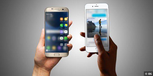 Galaxy s6 apps im hintergrund