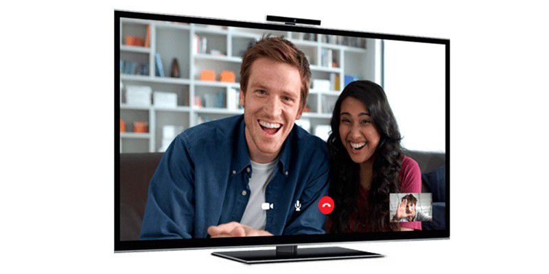 skype stellt seine smart tv app ein pc welt. Black Bedroom Furniture Sets. Home Design Ideas