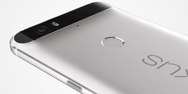 Das Nexus 6P hat ein 5,7-Zoll-WQHD-AMOLED-Display