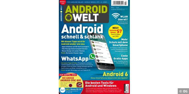 AndroidWelt 3/2016