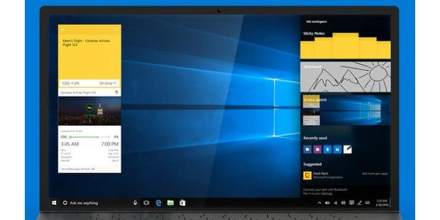 Windows Ink in Aktion