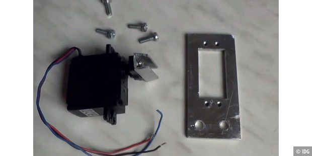 Gut bekannt Elektronischer Türöffner im Eigenbau - PC-WELT ZD67