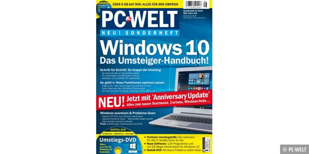 PC-WELT Sonderheft Windows 10