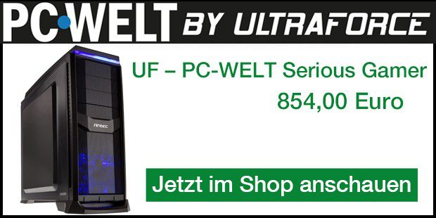 UF - PC-WELT Serious-Gamer