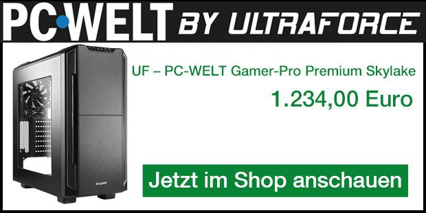 UF - PC WELT Gamer-Pro Premium Skylake