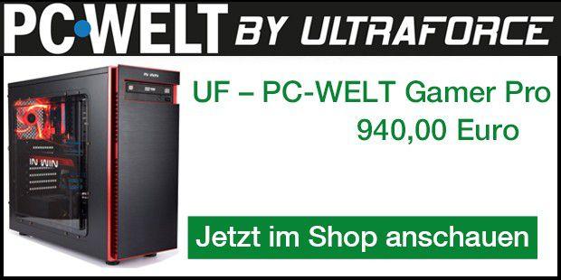 UF - PC WELT Gamer Pro