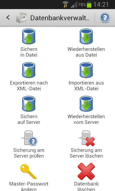 Beste Kostenlose Passwort-tresor Fur Android » kpicposiri ml