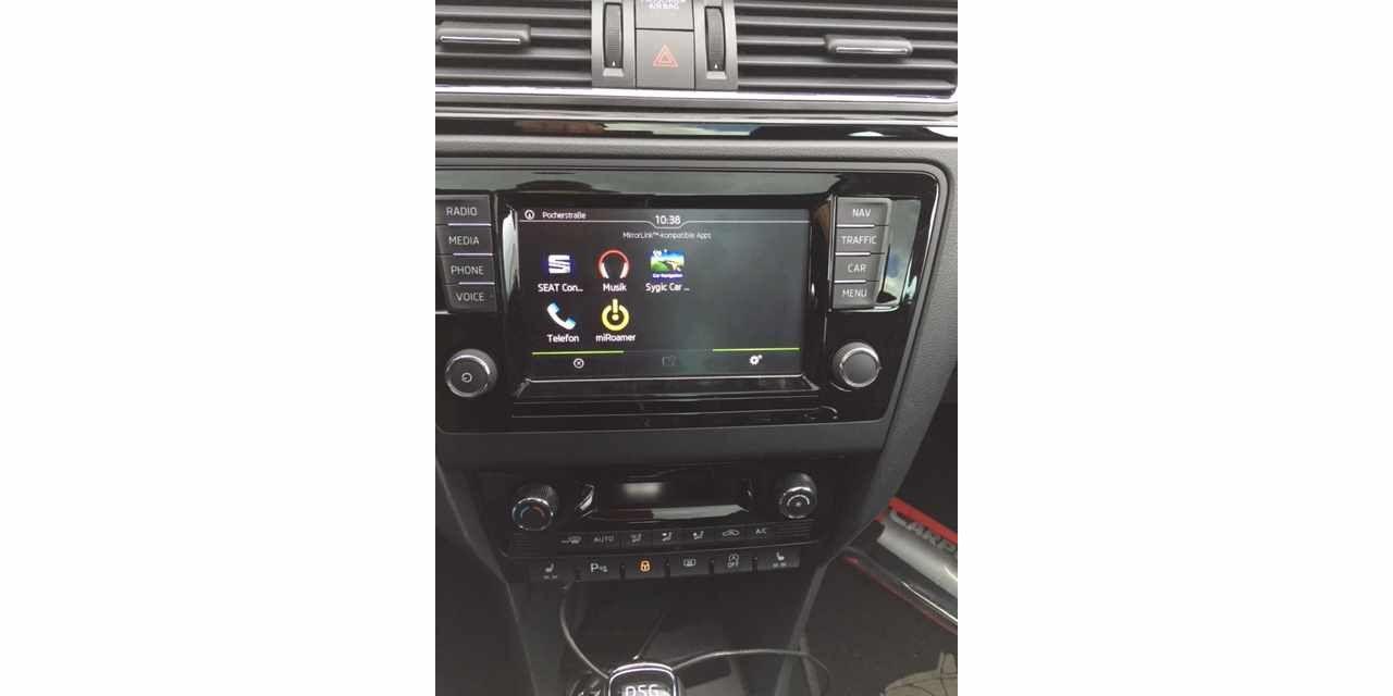 Mirrorlink Bringt Android Ins Auto Test Im Vw Bus Passat Polo Toyota 3c E Wiring Diagram Vergrern