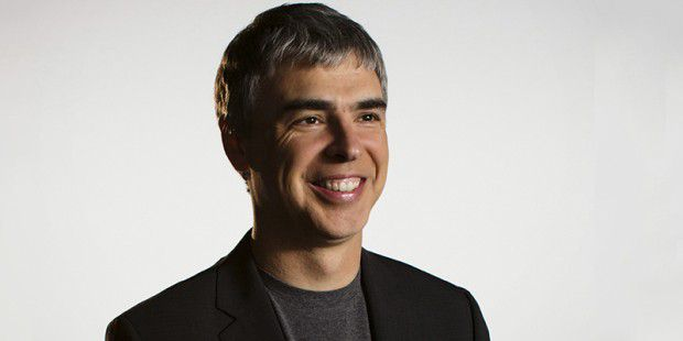 Larry Page investiert privat in fliegende Autos.