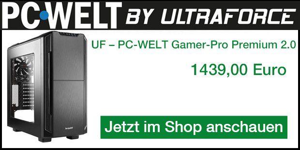 UF - PC WELT Gamer Pro Premium 2.0