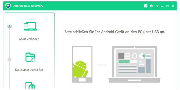 Datenrettung: Free Android Data Recovery
