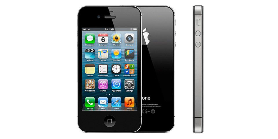 Platz 25: Apple iPhone 4S