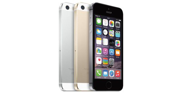 Platz 8: Apple iPhone 5s