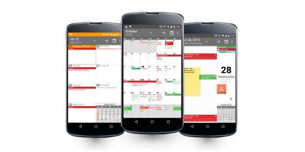 Die besten Kalender-Apps für Android - PC-WELT