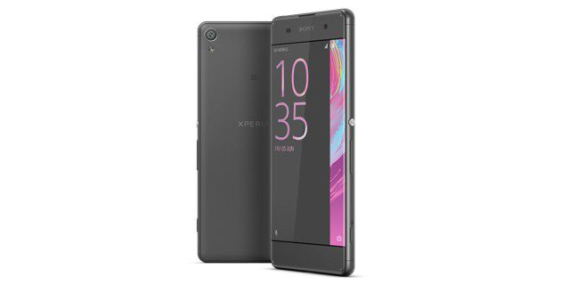 Sony Xperia XA mit randlosem Display im Test
