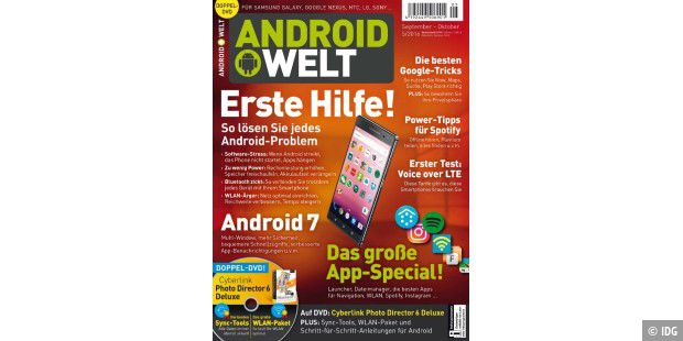 AndroidWelt 5/2016