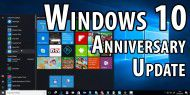 Windows 10 - Anniversary Update