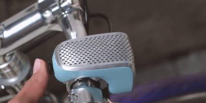 shoka bell fahrrad klingel mit navi und diebstahlalarm. Black Bedroom Furniture Sets. Home Design Ideas