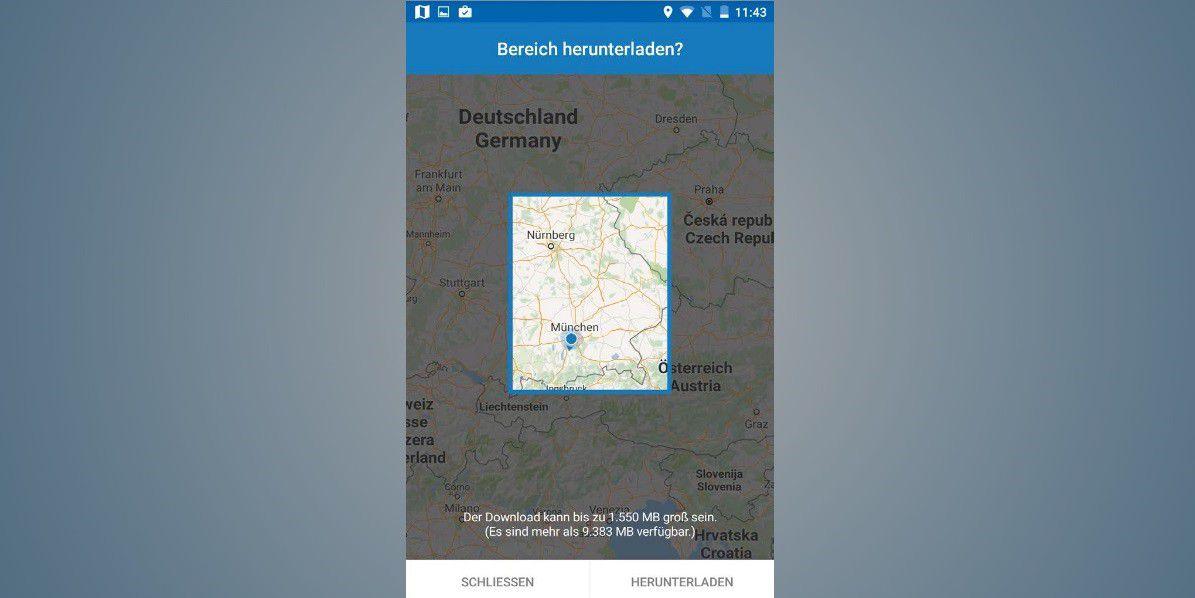 Offline-Navigation mit Google Maps und Co. – so geht\'s - PC-WELT