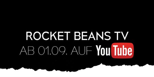 Rocket Beans TV wechselt die Streaming-Plattform