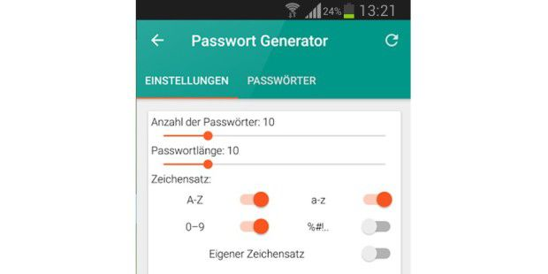 Password Safe und Manager