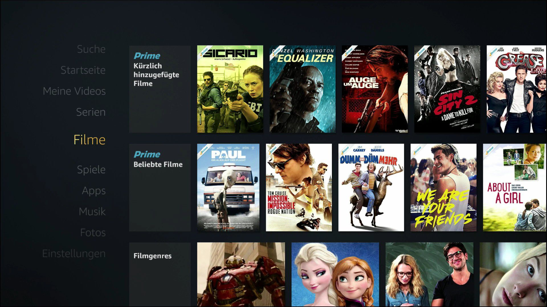 beste streamingbox apple tv vs amazon fire tv pc welt. Black Bedroom Furniture Sets. Home Design Ideas