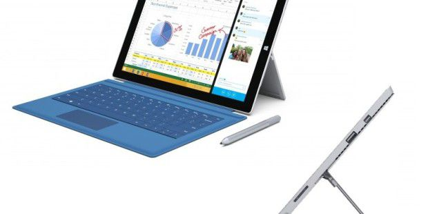 Surface Pro 3: Firmware-Update löst Akkuprobleme