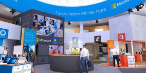 Microsoft auf der IFA: 2-in-1, Gaming-PCs & Convertibles