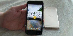 Mittelklasse-Smartphone: HTC One A9S im Hands-on