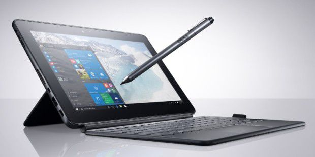 Arbeits-Tablet von Dell im Test: Latitude 11 mit Windows 10