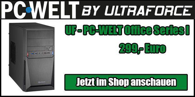 UF- PC-WELT Office Series I