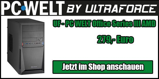 UF - PC WELT Office Series III AMD