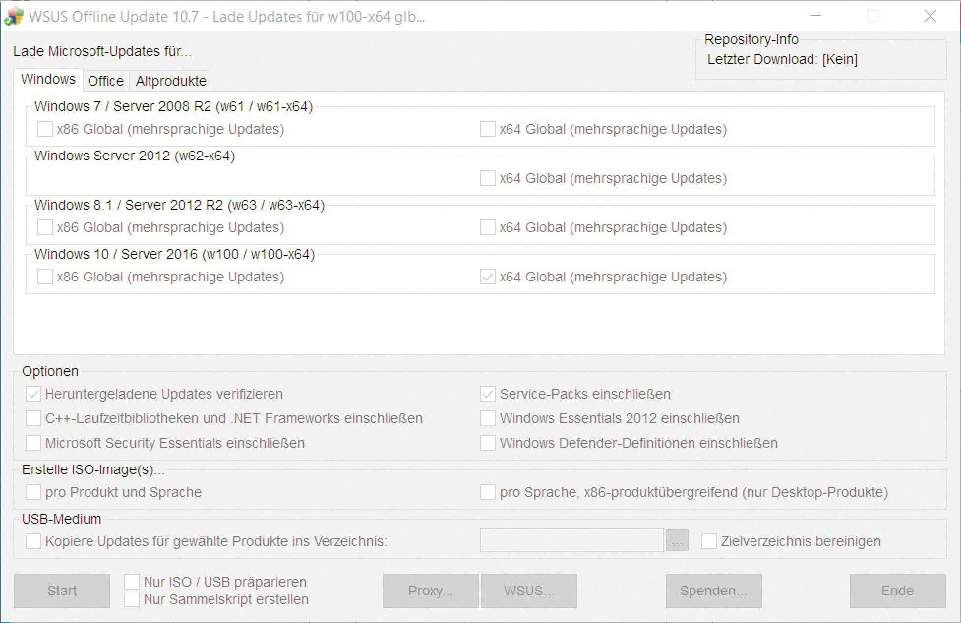 Windows Update-Stick: Neue Versionen schnell installieren - PC-WELT