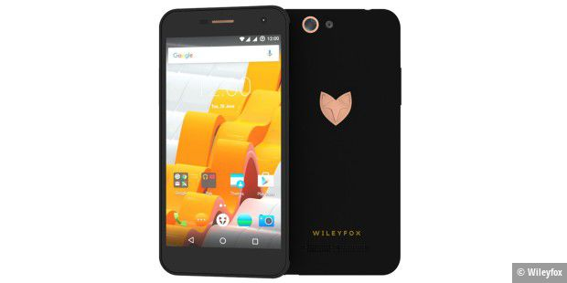 wileyfox spark x im test pc welt. Black Bedroom Furniture Sets. Home Design Ideas