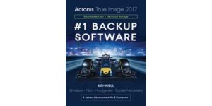 Acronis True Image Subscription 1 Computer + 1 TB Acronis Cloud Storage 1 Jahr