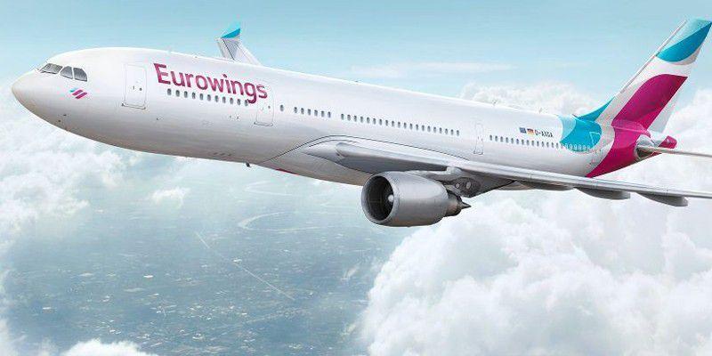 Streiks Eurowings