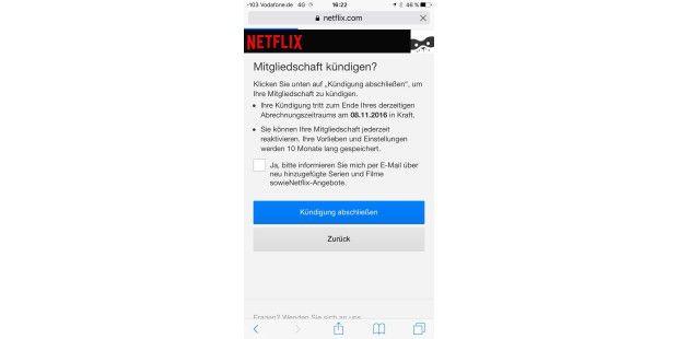 Netflix Kundenservice Nummer