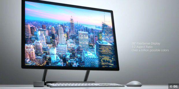 Microsoft Surface Pro offiziell vorgestellt