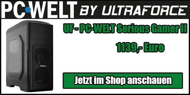 UF - PC-WELT Serious Gamer II