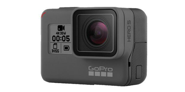 GoPro Hero5 Black + Hero 5 Session