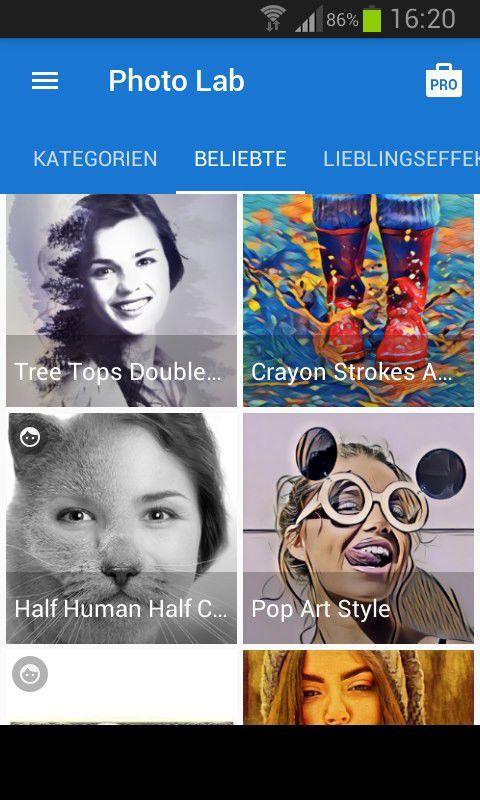Die besten Bildbearbeitungs-Apps für Android - PC-WELT