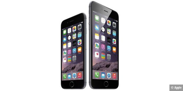 iPhone 6S und 6S Plus, 2015