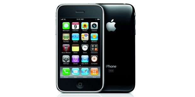 iPhone 3GS, 2009