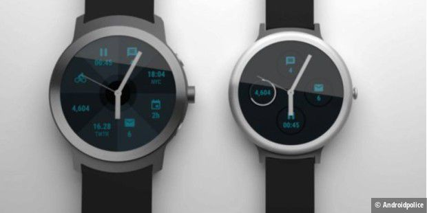 LG Watch Sport and LG Watch Style sind die ersten Smartwatches mit Android Wear 2.0.