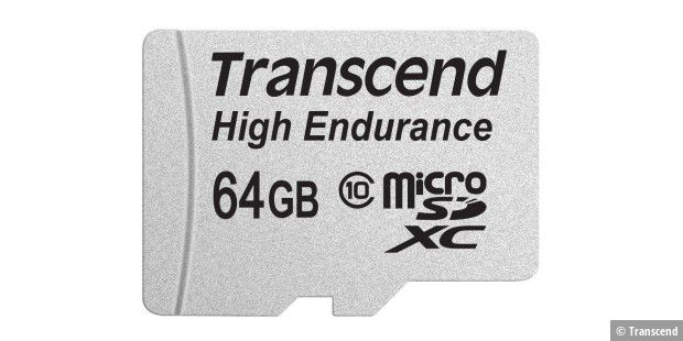 Transcend High Endurance