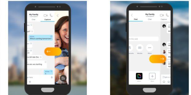 Skype App in neuer Beta-Version