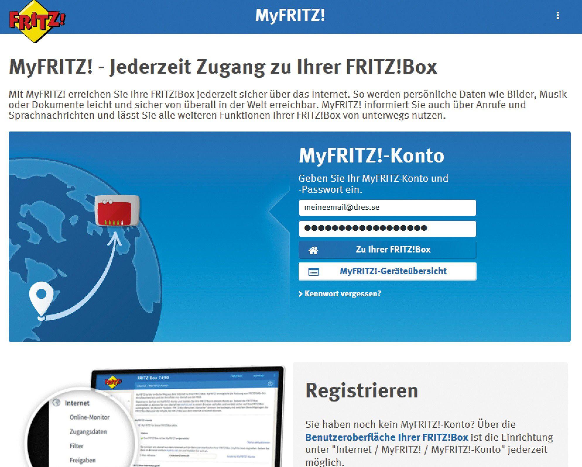 Vergrößern Schritt 2: Myfritz Bietet Mehrere Vorteile