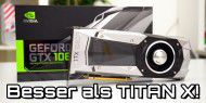 Test: Nvidia GeForce GTX 1080 Ti