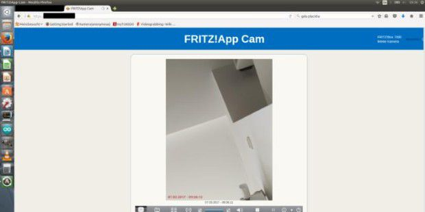 fritz app cam macht smartphone tablet zur webcam pc welt. Black Bedroom Furniture Sets. Home Design Ideas